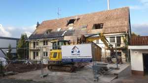 Bauen im Bestand, Altbausanierung, Modernisierung, TORIC Bau