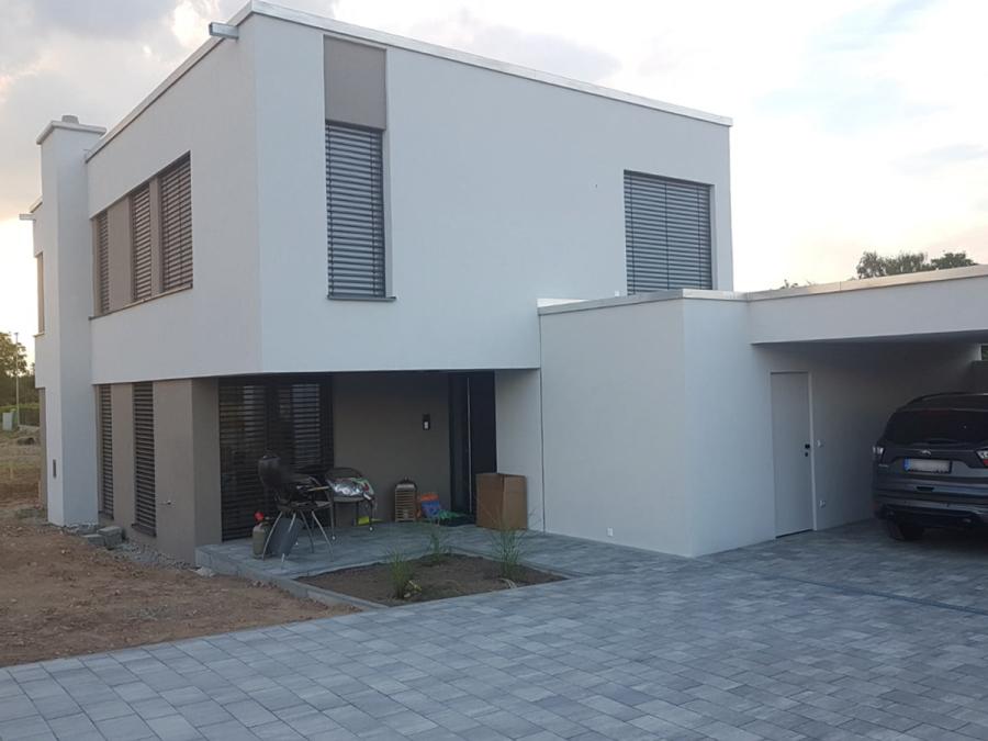 TORIC BAU – Fertiger Neubau-Einfamilienhaus in Mainflingen 2017-2018