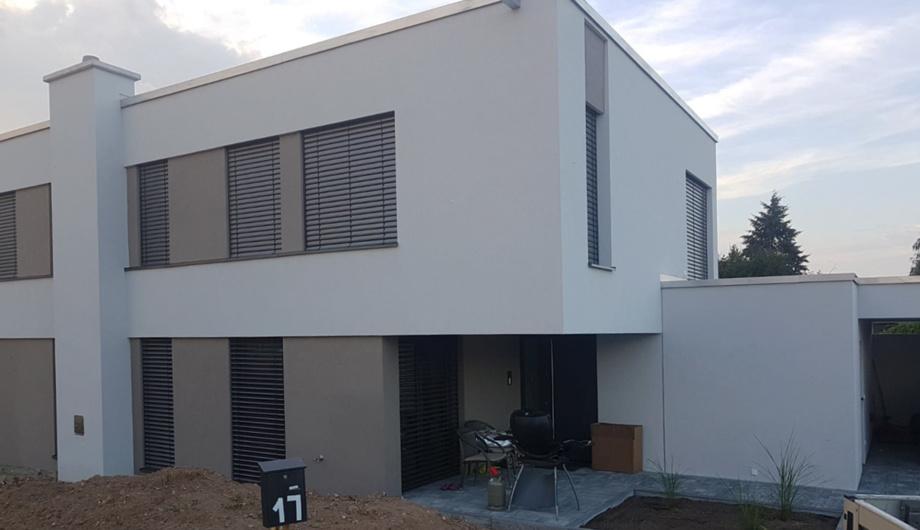 TORIC BAU Goldbach – Fertiger Neubau in Mainflingen 2018