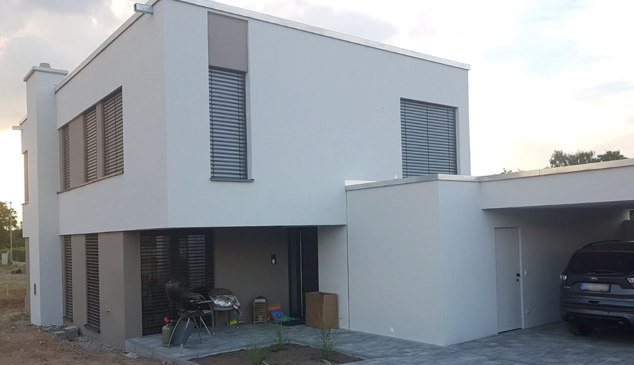 TORIC BAU – Abschluss Einfamilienhaus in Mainflingen 2018